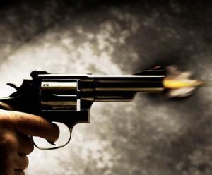 disparo-revólver