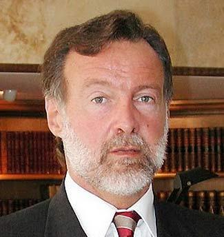 Rafael Bielsa, flamante titular de SEDRONAR