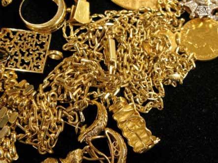 Crece el robo de oro y joyas el sindical for Joyas banadas en rodio