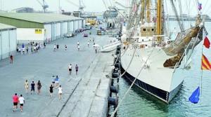 Fragata-Libertad-en-Ghana