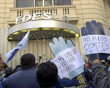 Image result for Empresa Edesur