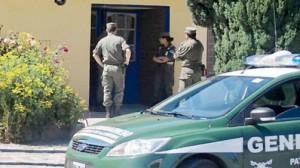 allanamiento-Gendarmería-escuadrón-36-Esquel