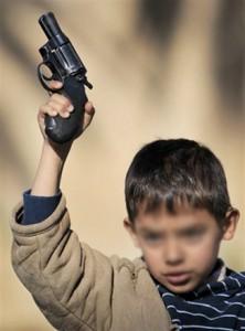 niño-armado