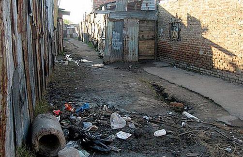 Los lugares (barrios) más peligrosos del mundo.