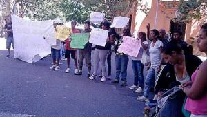 protesta-gatillo-fácil-Quilmes