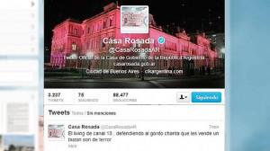 Twitter-presidencia
