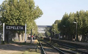 estación-Ezpeleta