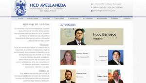 autoridades-HCD-Avellaneda