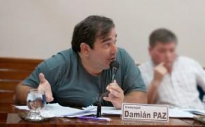 Concejal-Damián-Paz