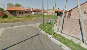 robo casa de La Plata