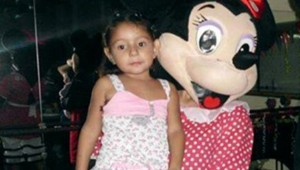 nena desaparecida El Palomar