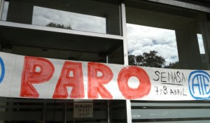 paro-SENASA
