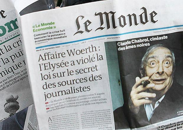 Francia Le Monde Critica Al Diario La Nación Y Lo Acusa De Proteger