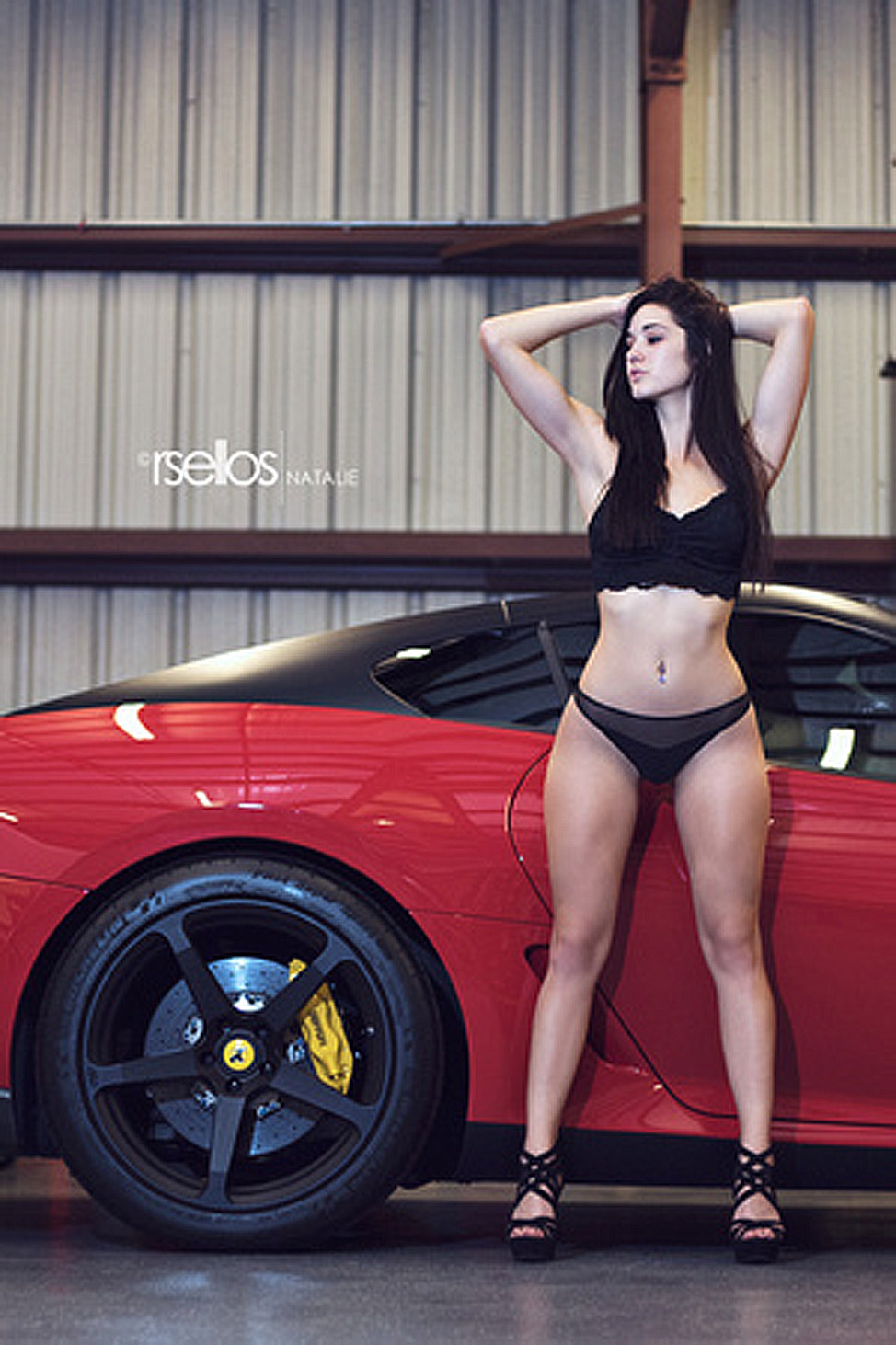 A ella le gusta la gasolina - 4 8