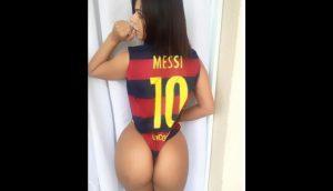 Susy Cortéz Messi