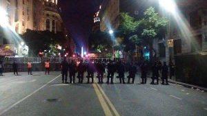 operativo Plaza de Mayo 24 de mayo del 2016 2