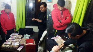 detenidos-por-Gendarmería-con-dinero