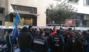 protesta-sindicato-contra-Hy-Cite
