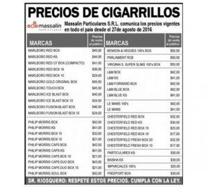 precios-cigarrillos-agosto-2016