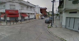 asesinato en Lanús Oeste